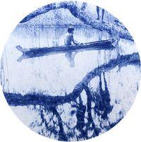 Shadow Dancing by Danie Mellor contemporary artwork print