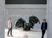 Jean-Michel Othoniel and Johan Creten think big for their new Paris studio