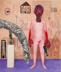Intergalactic by Jannis Varelas contemporary artwork painting, drawing, mixed media