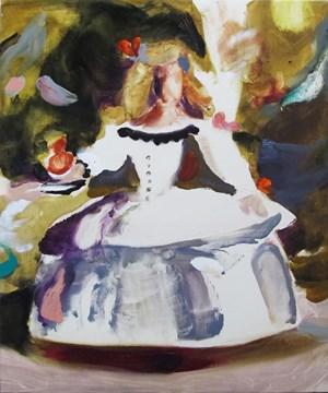 Marguerite 1 by Gaël Davrinche contemporary artwork