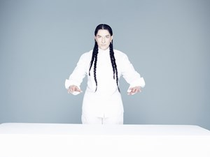 Miracle 1 by Marina Abramović contemporary artwork