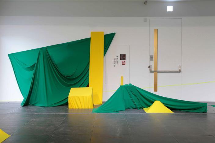 Exhibition view: Christopher K. Ho, CX 888, de Sarthe, Hong Kong (1 September–15 September 2018). Courtesy de Sarthe.