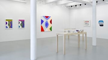 Contemporary art exhibition, Group Exhibition, Aspects of Abstraction at Lisson Gallery, New York