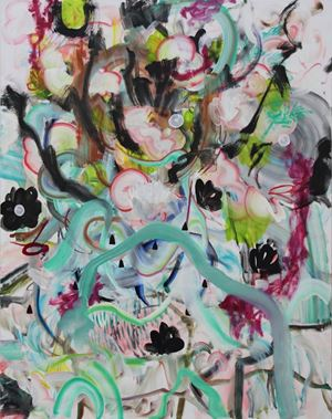Spore by Fu Jiani contemporary artwork