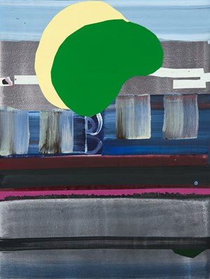 Viento sur by Juan Uslé contemporary artwork