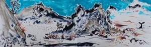 God Has Just Left by Sun Xun contemporary artwork