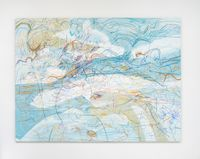 Ocean Mountain by Janaina Tschäpe contemporary artwork works on paper, drawing