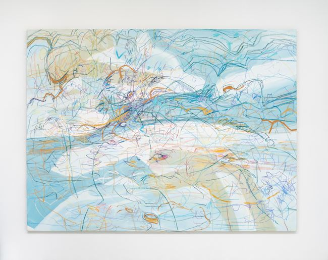 Ocean Mountain by Janaina Tschäpe contemporary artwork
