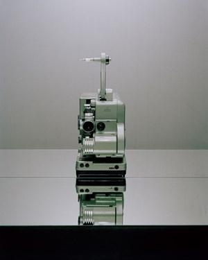 SIEMENS (Projektor 2000) by Ricarda Roggan contemporary artwork