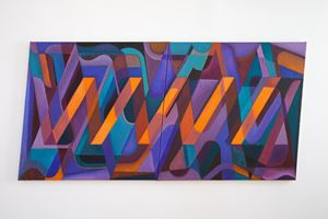 Desire Lines by Imogen Taylor contemporary artwork