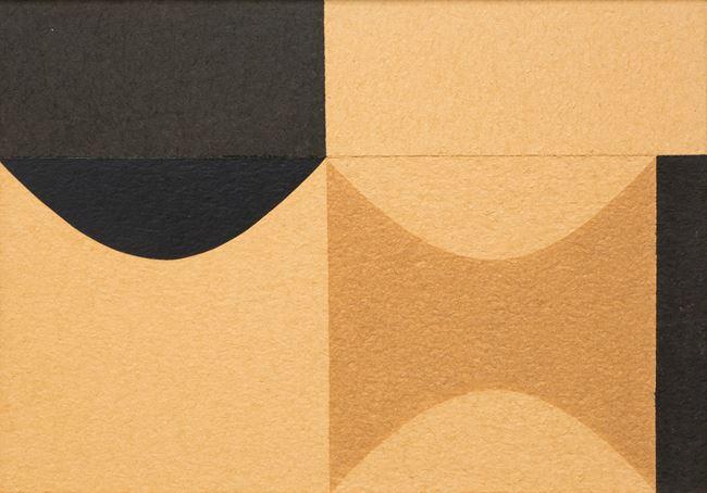 Cellotex by Alberto Burri contemporary artwork