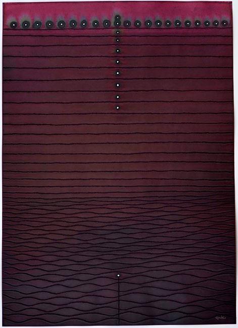 Amrita IV by Sohan Qadri contemporary artwork