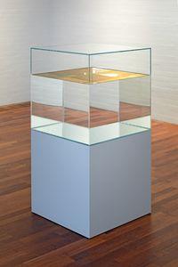 Golden Dream by Ann Veronica Janssens contemporary artwork sculpture, mixed media