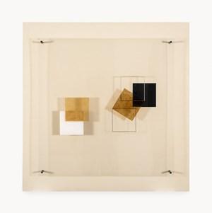 Composición en cubo by Jesús Rafael Soto contemporary artwork