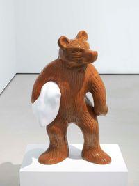 Steelman by Florentijn Hofman contemporary artwork sculpture
