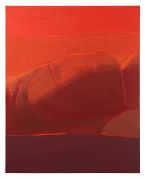 L'impression du soleil - toutes les pierres sont chaudes by Christine Safa contemporary artwork