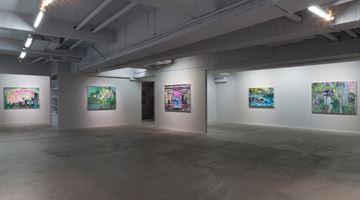 Contemporary art exhibition, Jhong Jiang-Ze, Dissociate. Imaging at Mind Set Art Center, Taipei