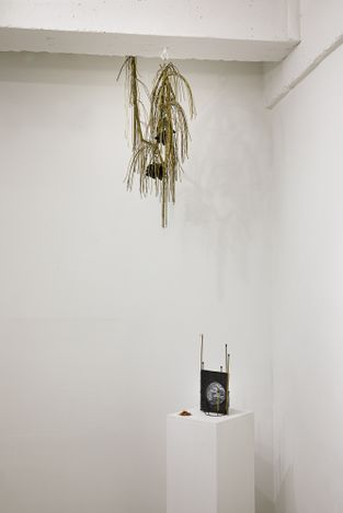Exhibition view:Group Exhibition, Hide and Seek, SPACE SO, Seoul (10 June–11 July 2021). Courtesy SPACE SO.