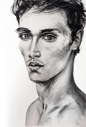 Maurico by Craig Ruddy contemporary artwork