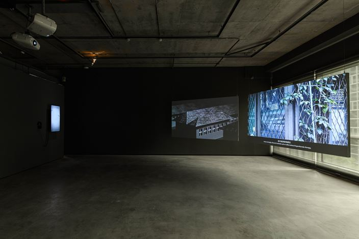 Exhibition view: Group Exhibition, Into the Crevices of Imagination 在裂隙中想像, TKG+ Projects, Taipei (28 September–17 November 2019). Courtesy TKG+ Projects.