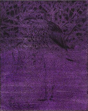 Untitled (EWTSACOD) by Daniel Boyd contemporary artwork