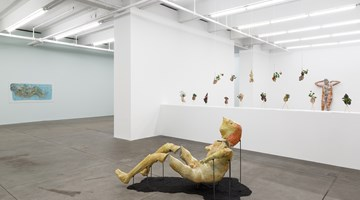 Contemporary art exhibition, Christian Holstad, New Positions at Andrew Kreps Gallery, 537 West 22nd Street, New York