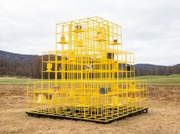 Rashid Johnson Brings 'The Crisis' to Storm King