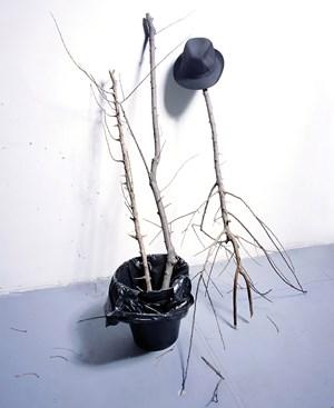 A Strange, Respectable, Dirty and Weird Ending by Chen Xiaoyun contemporary artwork
