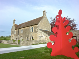Alexander Calder's Outdoor Mobiles and Stabiles at Hauser & Wirth Somerset