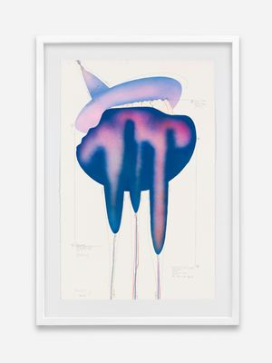 Serendipity (11) by Jorinde Voigt contemporary artwork