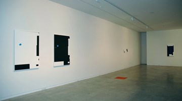 Contemporary art exhibition, Billy Apple, Christoph Dahlhausen, Simon Morris, Gallery Abstract at Two Rooms, Auckland, New Zealand