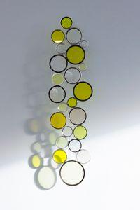 Small Windows V by Christoph Dahlhausen contemporary artwork mixed media