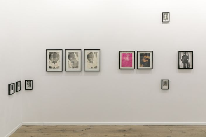 Exhibition view: Group Exhibition, Archaeologies of the Selfie, Galeria Nara Roesler, New York (28 February–18 April 2020). Courtesy Galeria Nara Roesler.