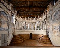 Teatro All'antica, Sabbioenta by Ahmet Ertug contemporary artwork photography