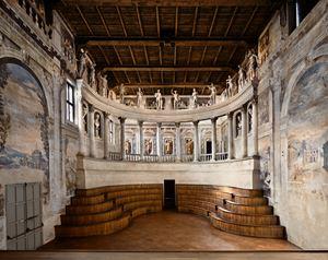 Teatro All'antica, Sabbioenta by Ahmet Ertug contemporary artwork
