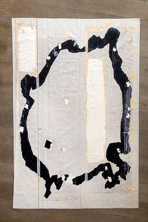 Tejido Corte VI by Javier Marín contemporary artwork