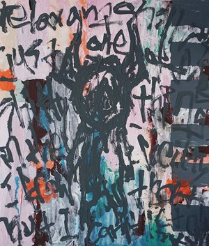 No chilling for grey by Takashi Hara contemporary artwork