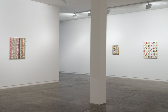 Exhibition view: Selina Foote, A Visitor, Two Rooms, Auckland (9 July–7 August 2021). Courtesy Two Rooms.