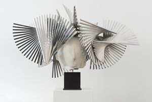 Ivy III by Manolo Valdés contemporary artwork