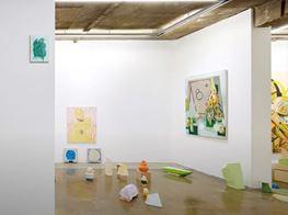 Artist Park Kyung Ryul walkthrough, Exhibition 'On Evenness' at Baik Art Seoul and Doosan Gallery.