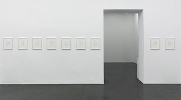 Contemporary art exhibition, Michael Krebber, Flat Finish at Galerie Buchholz, Cologne