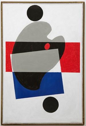 OUI by Gunter Christmann contemporary artwork
