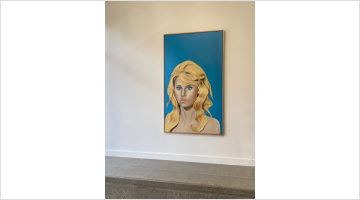 Contemporary art exhibition, Ian Scott, 5 Paintings 1966–1970 at Hamish McKay, Wellington