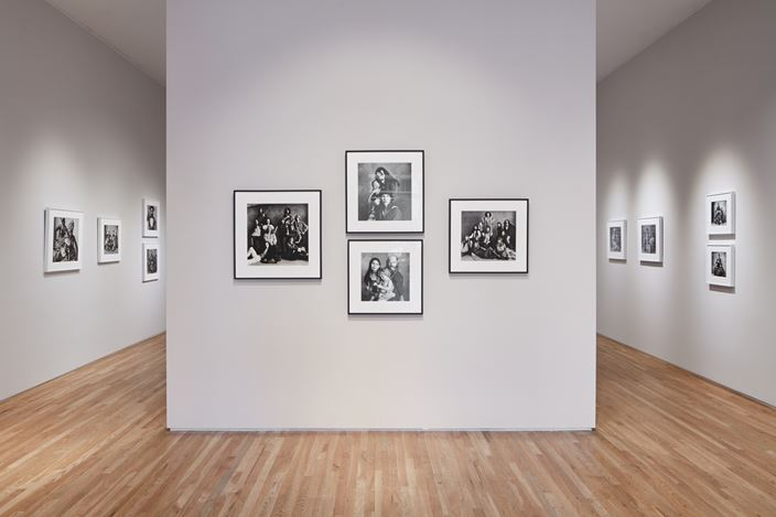 Exhibition view: Irving Penn, Pace Gallery, Palo Alto (11 April–26 May 2019). © The Irving Penn Foundation. Courtesy Pace Gallery.