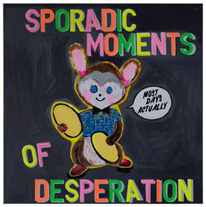 Sporadic Moments of Desperation by Magda Archer contemporary artwork