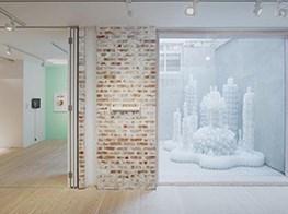 Studio Octopi and Shahira Fahmy design the new Delfina Foundation in London