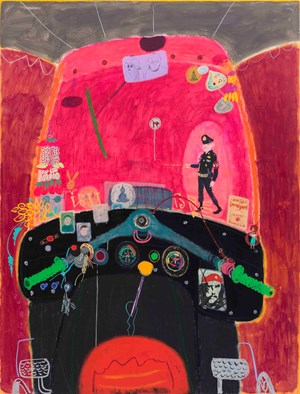 Tuk Tuk 3 by Wang Yuping contemporary artwork
