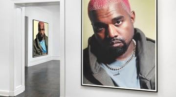 Contemporary art exhibition, Heji Shin, Kanye at Galerie Buchholz, Berlin, Germany