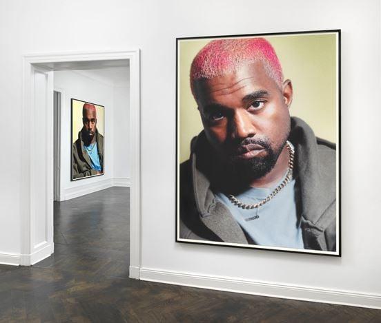 Exhibition view: Heji Shin, Kanye, Galerie Buchholz, Berlin (15 March–20 April 2019). Courtesy Galerie Buchholz.