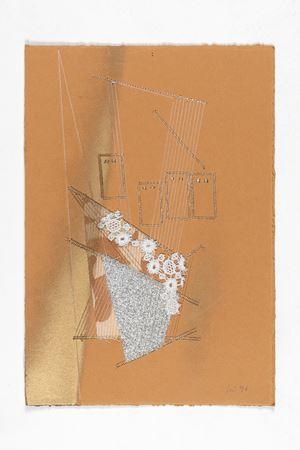 Casa della Janas by Maria Lai contemporary artwork